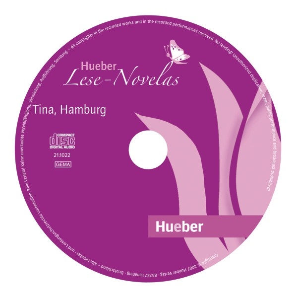 Tina, Hamburg - Audio-CD