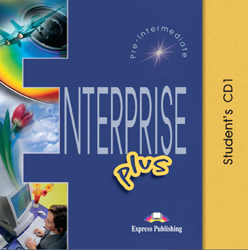 Enterprise Plus Student's Audio CD