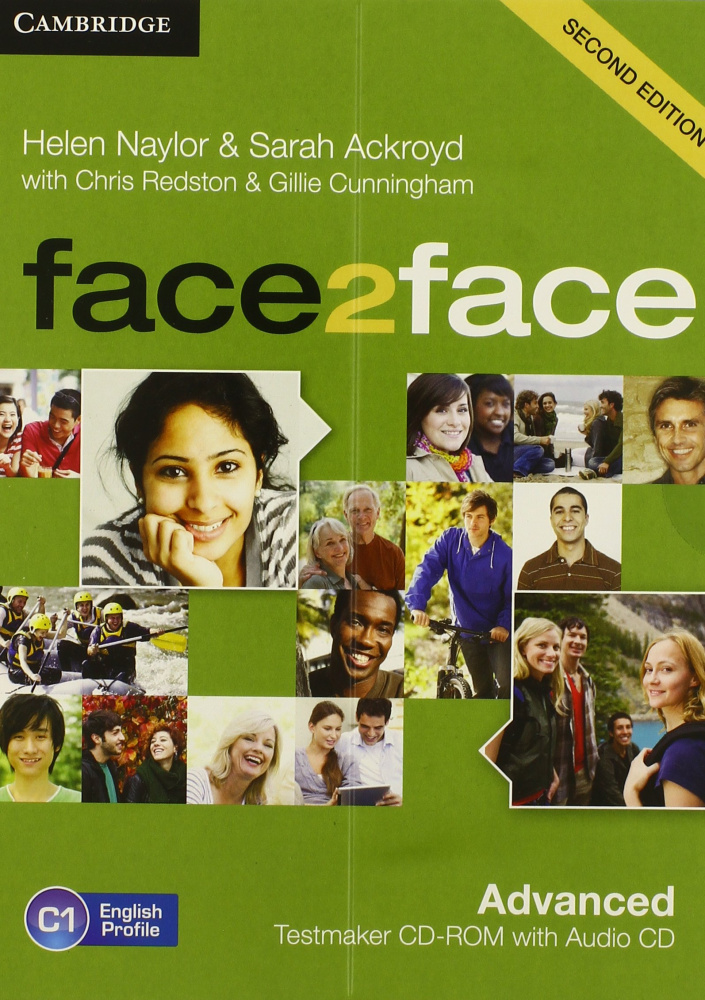face2face (Second Edition) Advanced Testmaker CD-ROM and Audio CD