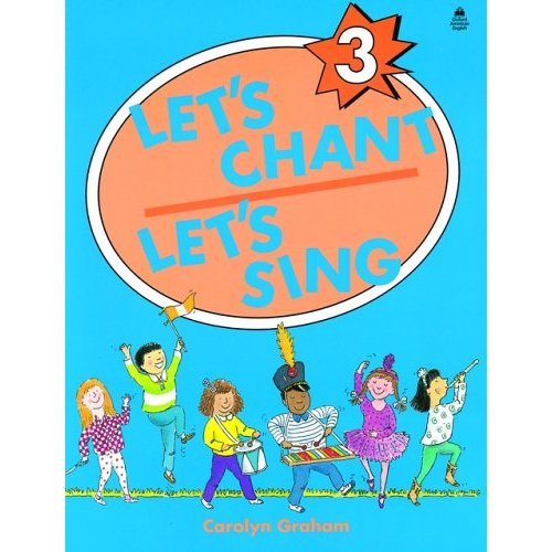 Let's Chant, Let's Sing 3 Student Book