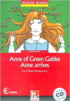 Red Series Classics Level 2: Anne of Green Gables + CD