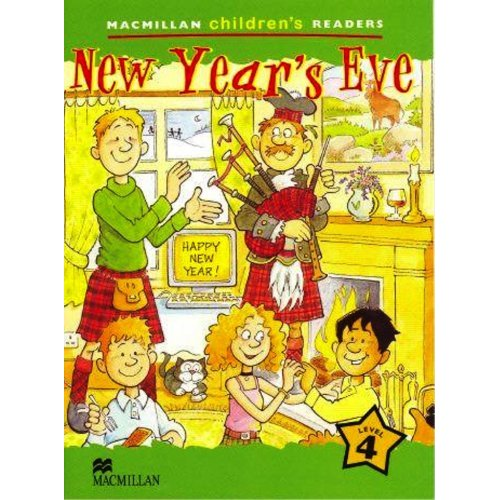 Macmillan Children's Readers Level 4 - New Year's Eve