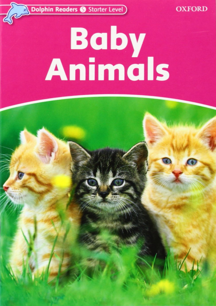 Dolphin Readers Starter Baby Animals