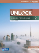 Unlock Reading and Writing Skills 2 Student's Book and Online Workbook