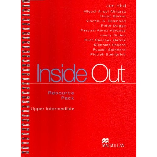 Inside Out Upper Intermediate Teacher's Resource Pack