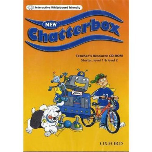 New Chatterbox Starter, Level 1 & 2 Teacher's Resource CD-ROM