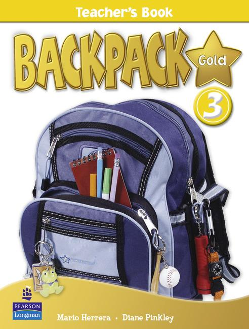 Backpack Gold Level 3 Teacher's Book