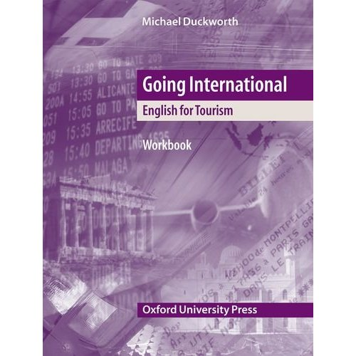 Going International (English for Tourism) Workbook