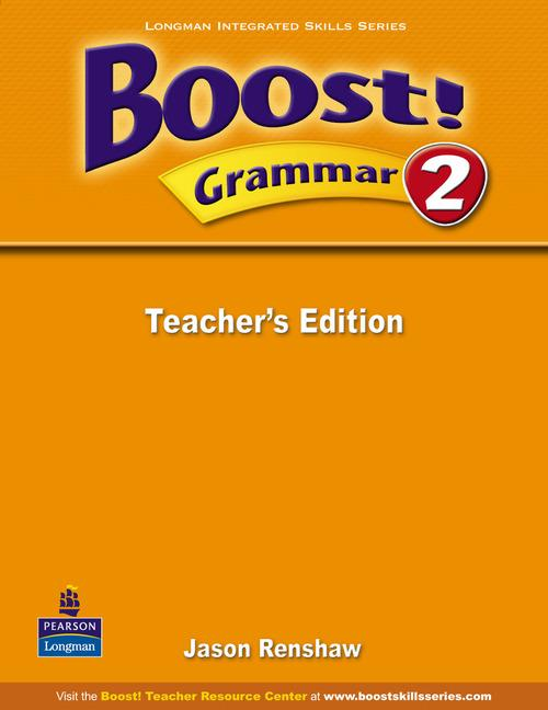 Boost Grammar 2 Teacher's Edition