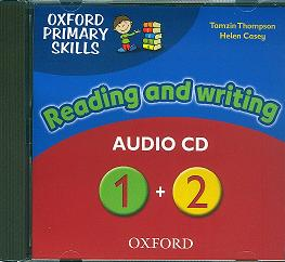 Oxford Primary Skills 1-2 Class Audio CD