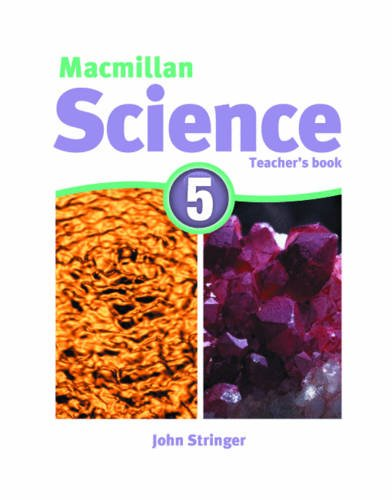 Macmillan Science 5 Teacher's Book
