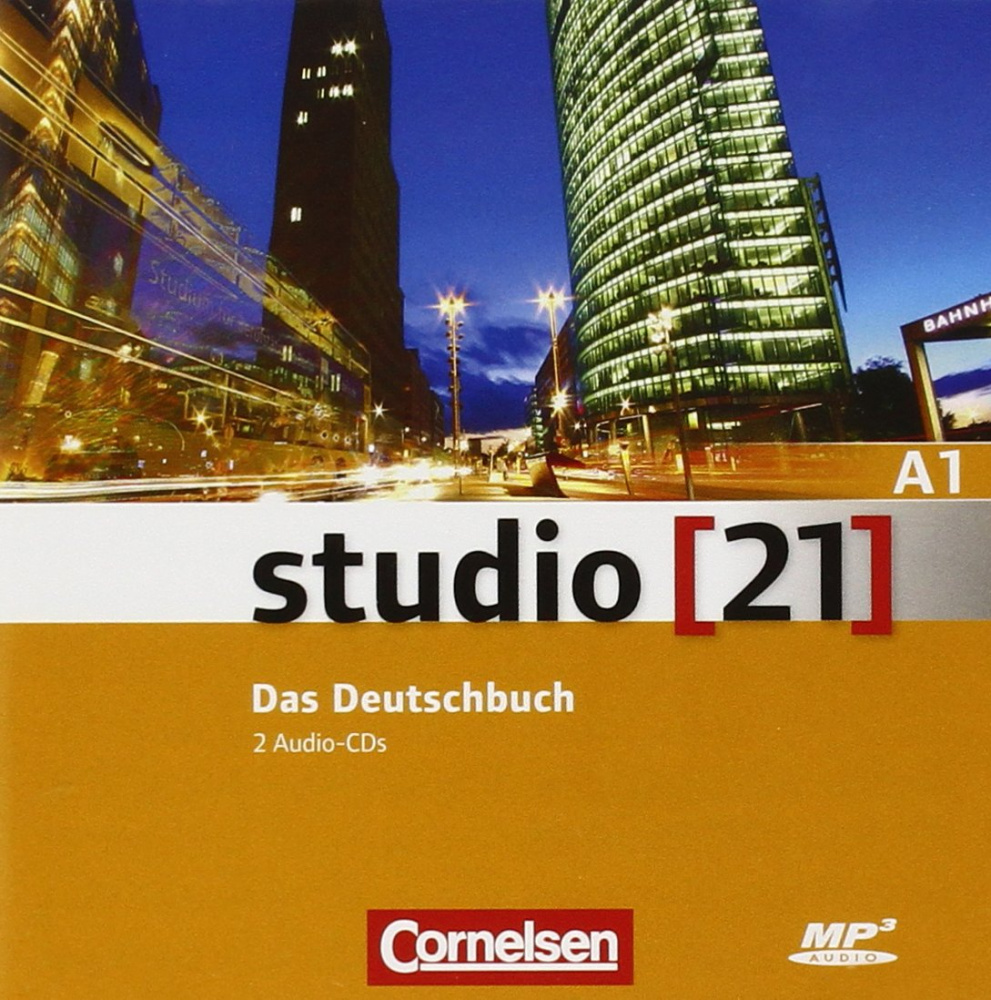 studio 21 - A1 Kursraum Audio-CDs (2)