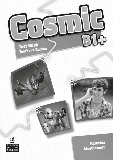 Cosmic B1+  Test Book Teacher's Guide