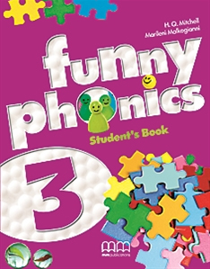 Funny Phonics 3 Student's Book