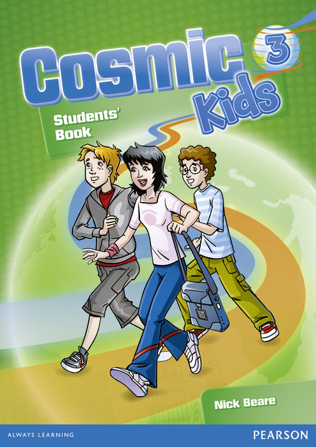 Cosmic Kids 3 Student's Book & Active Book