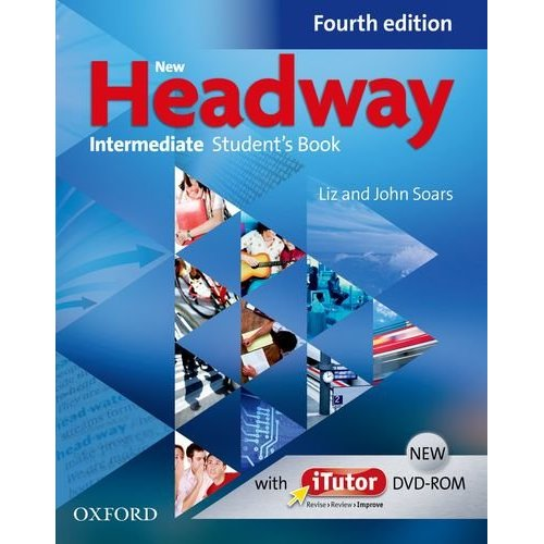 New Headway Intermediate Fourth Edition Student's Book + iTutor DVD-Rom