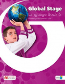 Global Stage 6 Literacy Book and Language Book with Navio App