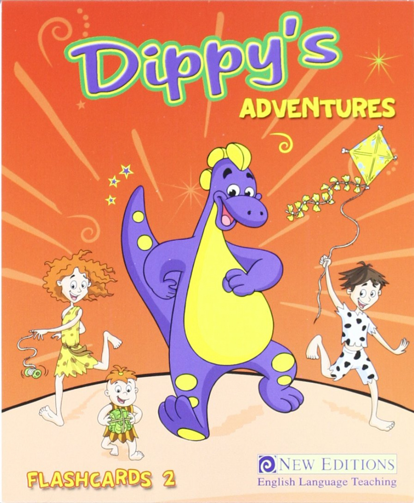 Dippy's Adventures 2 Flashcards