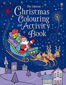 Rogers Kirsteen. Christmas Colouring and Activity Book