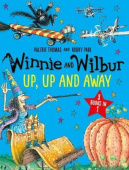 Winnie and Wilbur: Up, Up and Away: 3 books in 1