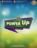 Power Up 1 Teacher's Book