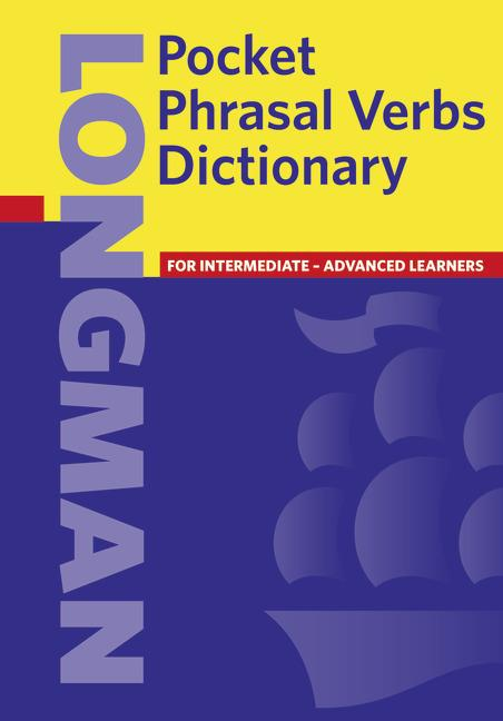 Longman Pocket Phrasal Verbs Cased