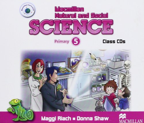 Macmillan Natural and Social Science 5 Class CD