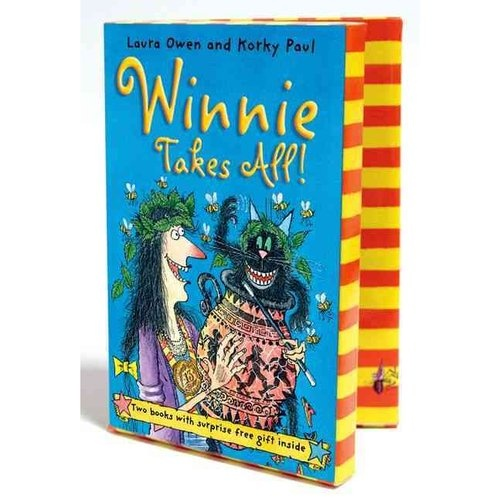 Winnie Takes All (Paperback)