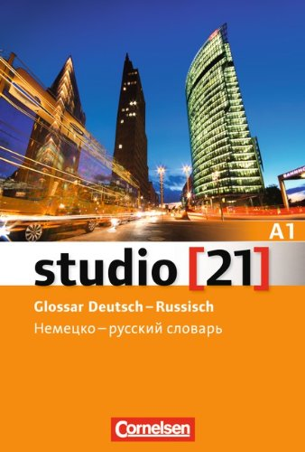studio 21 - A1 Glossar Deutsch-Russisch