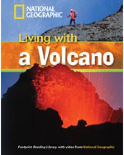 Fotoprint Reading Library B1 Living with a Volcano with CD-ROM