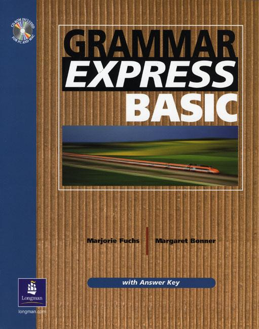 Grammar Express (American English Edition) Basic Book with CD-ROM (with Key)