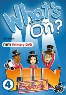 What's on? 4 DVD PAL