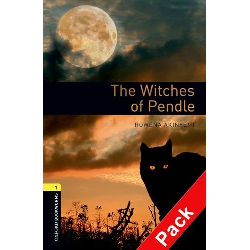 The Witches of Pendle Audio CD Pack