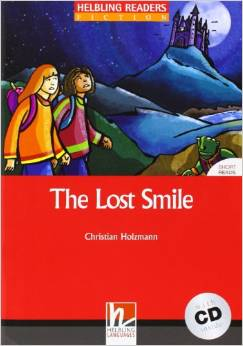 Red Series Short Reads Level 3: The Lost Smile + CD