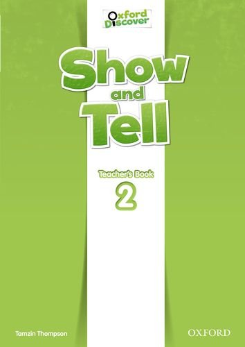Show and Tell Level 2 Teachers Book