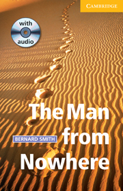 The Man from Nowhere (with Audio CD)