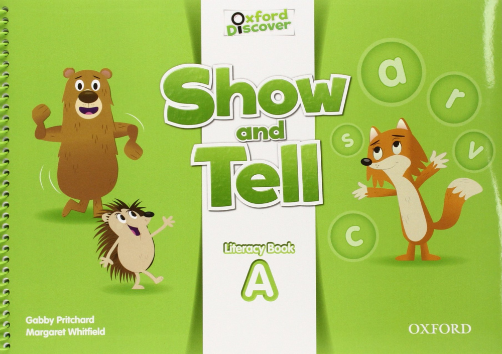 Show and Tell Level 2 Literacy Book