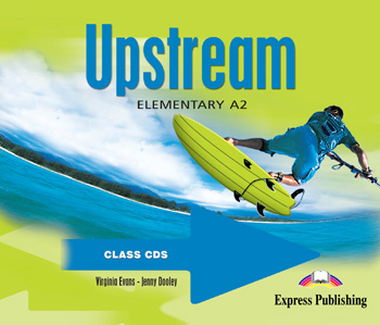 Upstream Elementary A2 Class Audio CDs (set of 3)