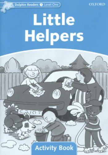 Dolphin Readers 1 Little Helpers - Activity Book
