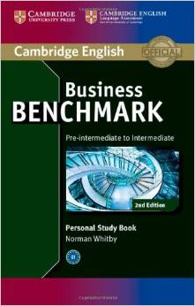 Business Benchmark 2nd edition Pre-intermediate to Intermediate BULATS and Business Preliminary Pers