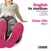 English In Motion 1 Class CD
