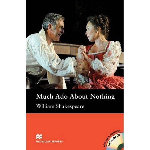 Much Ado About Nothing (with Audio CD)