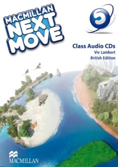 Next Move (Macmillan) Level 5 Class Audio CD