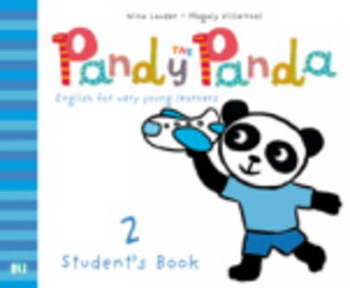 Pandy the Panda 2 Student's Book + Song Audio CD