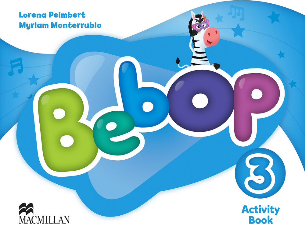 Bebop 3 Activity Book