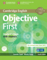 Objective First 4th Edition (for revised exam 2015)