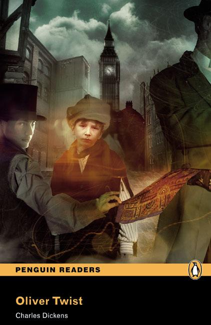 Oliver Twist (with MP3)