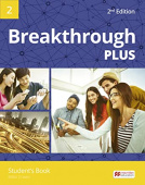 Breakthrough Plus 2nd Edition 2 Student's Book + DSB