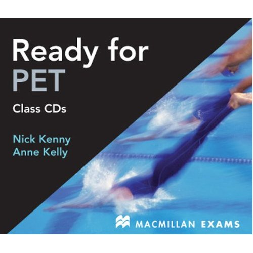 Ready for PET Class Audio CDs