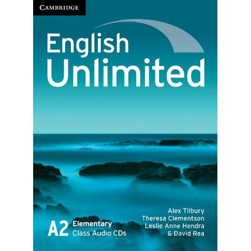 English Unlimited Elementary Class Audio CDs (3)  (Лицензия)